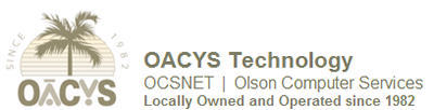 OACY TECHNOLOGY logo