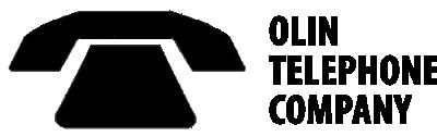 Olin Telephone Company logo