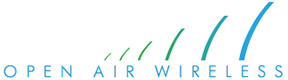 Open Air Wireless logo