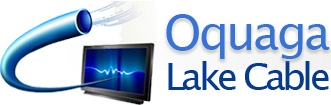 Oquaga Lake Cable System logo