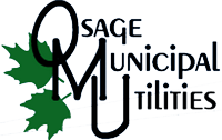 Osage Municipal Utilities logo