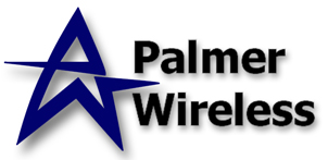 Palmer Wireless logo