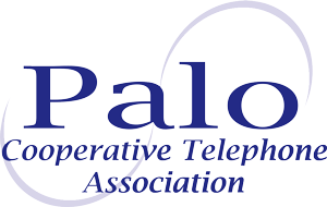 Palo Cooperative Telephone Association logo