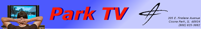 Park TV & Electronics logo