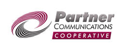 Partner Communications Cooperative logo