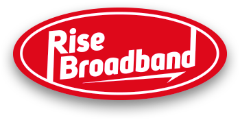 Rise Broadband logo