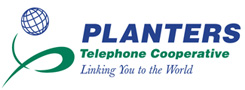 Planters Telephone Cooperative logo