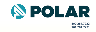 Polar Communications logo