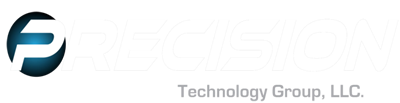 Precision Technology logo.
