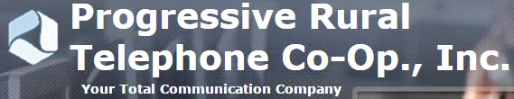 Progressive Rural Telephone Co-Op. logo