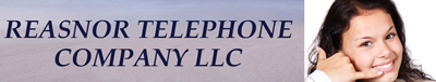 Reasnor Telephone Company logo