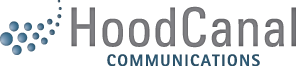 Hood Canal Communications logo