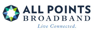 All Points Broadband.com logo