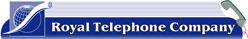 Royal Telephone Company logo