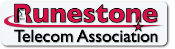 Runestone Telephone Association logo
