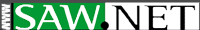 SawNet logo