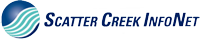 Scatter Creek InfoNet logo