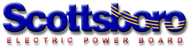 Scottsboro Electric Power Board logo