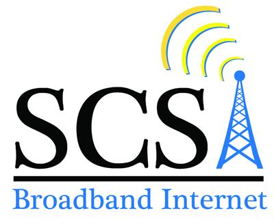 SCS Broadband Internet logo