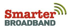 SmarterBroadband logo