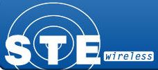 STE Wireless logo