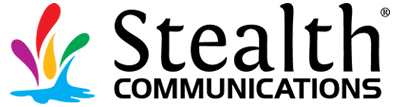 Stealth Communications logo