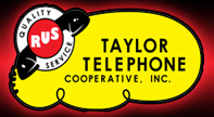 Taylor Telephone Cooperative logo