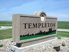 Templeton Telephone Company logo