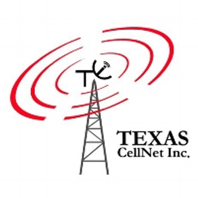 Texas CellNet logo
