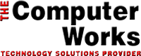 The Computer Works logo