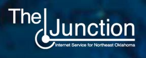 The Junction Internet logo