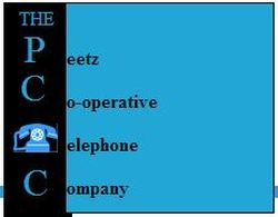 The Peetz Cooperative Telephone Company logo