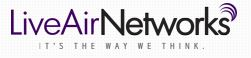 LiveAir Network logo