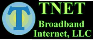 Tnet Broadband Internet logo