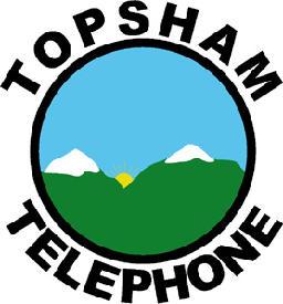 Topsham Telephone Company logo