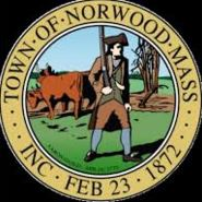 Town of Norwood logo