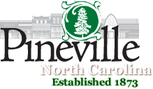 Town of Pineville logo
