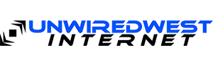 Unwired West Internet logo