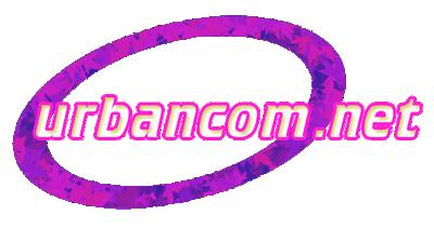 Urban Communications logo.