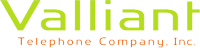 Valliant Telephone Company logo