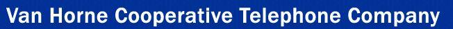 Van Horne Cooperative Telephone Company logo