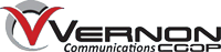 Vernon Communications Coop logo