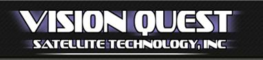 Vision Quest Satellite Technology logo