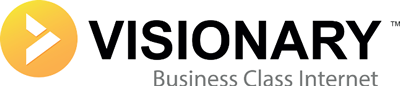 Visionary Communications logo