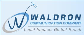 Waldron Communication Company logo