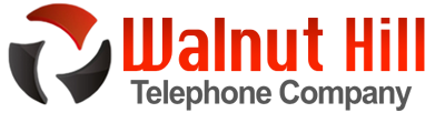 Walnut Telephone Company Internet logo