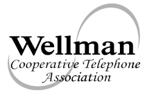 Wellman Cooperative Telephone Association