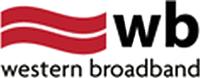 Western Broadband logo