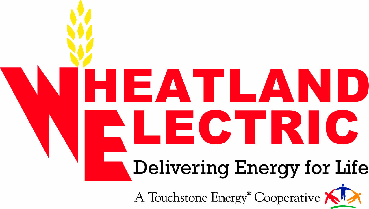 Wheatland Electric Cooperative logo