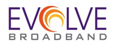 Evolve Broadband logo